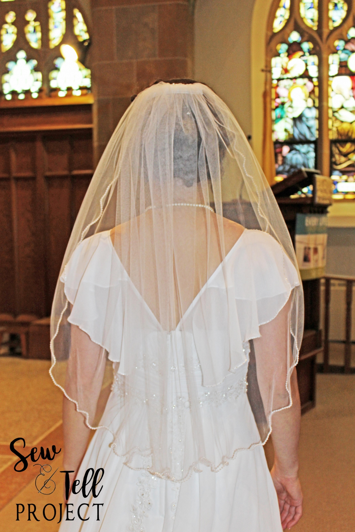 A Handmade Veil Adds Such Special Touch To Momentous Occasions Weddings And First Communions In Addition Creating Memento Of The Day