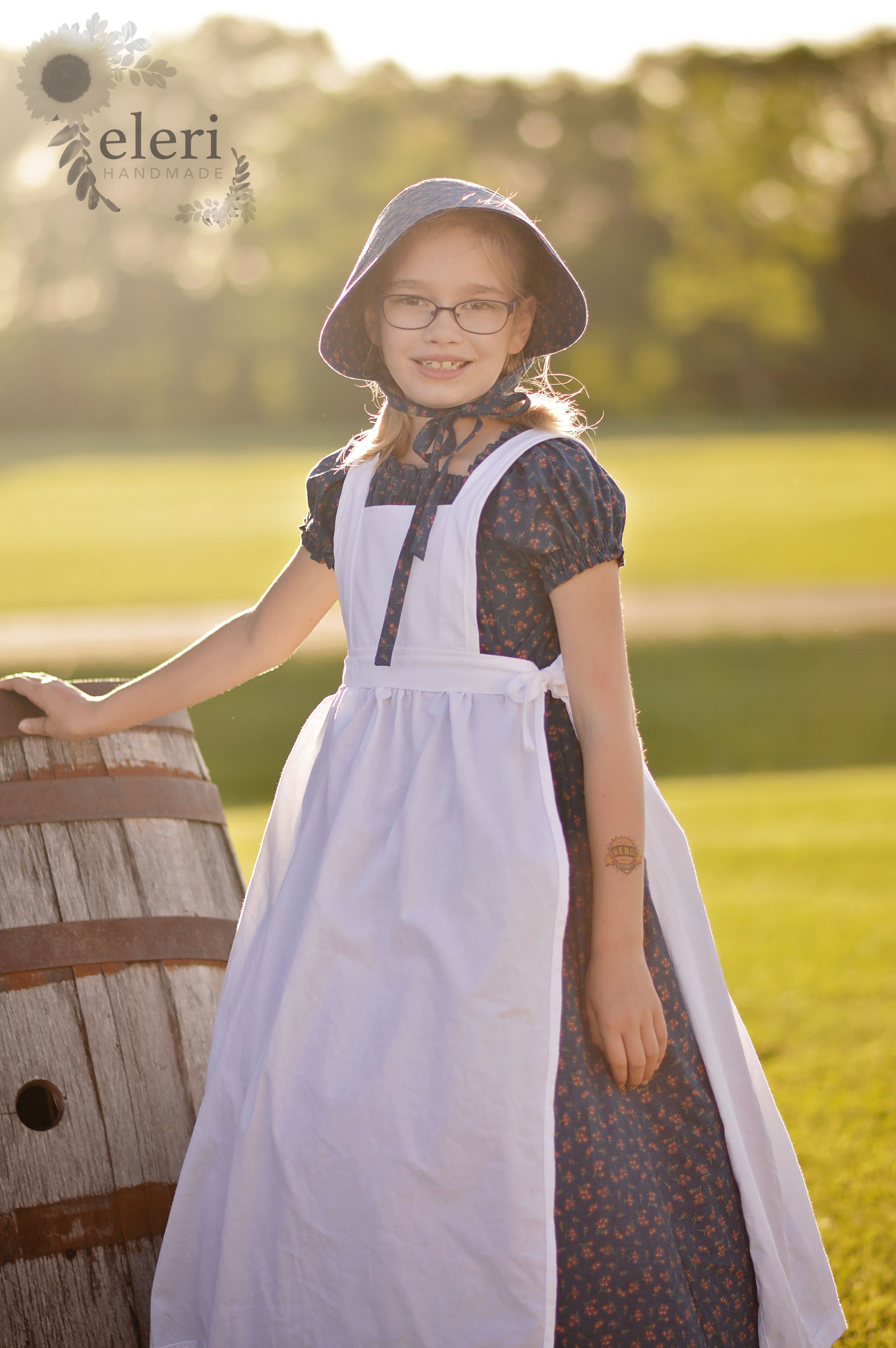 Laura Ingalls Wilder Costumes The Sew And Tell Project